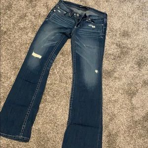 Express Zelda Boot Jeans